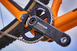 Video: Rotor Launches Kapic Cranks in Carbon