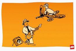 Celebrating Tabletop Day - Sunday Comics with Taj Mihelich