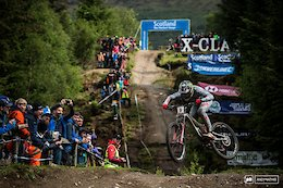Not an April Fools - The Fort William DH World Cup Cancelled