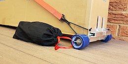 Video: Bike Box Rollers Turns a Bike Box into a Travel Case on Wheels