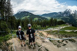Track Walk: A Stark Contrast - Leogang DH World Cup 2019