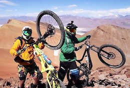 Video: Riding the World's Highest Volcano
