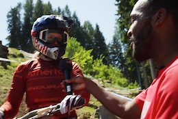 Video: Practice Highlights with Eliot Jackson - Leogang World Cup DH 2019