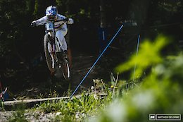 Video: Vali Holl & SRAM TLD Racing at the Leogang DH World Cup