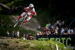 Finals Photo Epic: Time Is Money - Leogang DH World Cup 2019