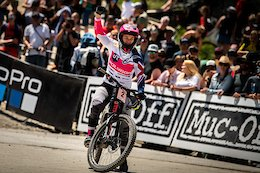 Video: Tracey Hannah Turns Goals Into Reality in Leogang