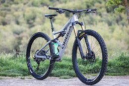 First Ride: Orbea's 2020 Occam Trail Bike is Light, Fast & Fun