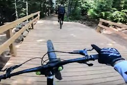 Video: Remy Metailler Rides the Whistler Mountain Bike Park's New Dirt Merchant