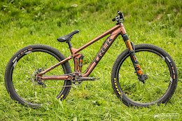 Bike Check: Brett Rheeder's Prototype Trek Ticket S