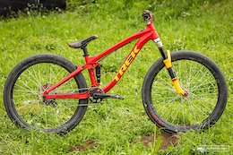 Round Up: 20 Custom Bikes from European Crankworx Events