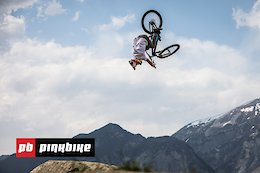 Inside the Tape: Slopestyle Course Preview with Rheeder, Rogatkin & Messere - Crankworx Innsbruck 2019