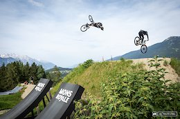 Photo Epic: Speed & Style - Crankworx Innsbruck