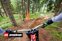 Inside the Tape: Brand New DH Track at Crankworx Innsbruck 2019