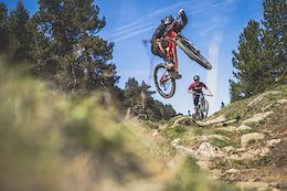 Video: Mountain Biking Era Roda in the Aran Valley of Spain with David Cachon