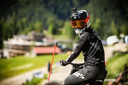 Getting to Know Swiss DH Racer Carina Cappellari