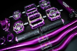 Nukeproof HZN Components Now Available in Purple