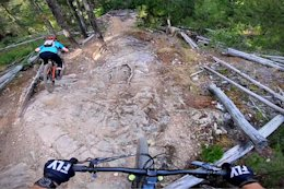 Video: Remy Metailler & Matt Beer Ride Double Black Trail in Pemberton