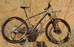 Living the Dream: David Rosen's Flow Motion Titanium Hardtail