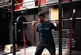 Video: Boost Your Pedal Power With Banded Squats