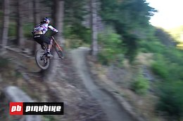 Video: Huge Bike Park Gaps with Reece Potter in Queenstown