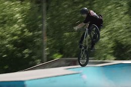 Video: Corey Walsh Hits BMX Bowl Lines in Rupert Walker's Latest Raw 100
