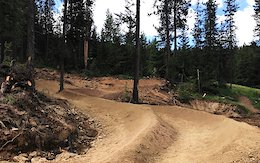 Video: Panorama Bike Park Opens New Flow Trail