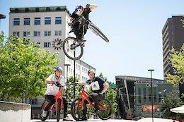 Video: MacAskill, Wibmer and Soderstrom Street Riding in Innsbruck