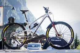 12 Raw Aluminum & Carbon Pro Rides From the Pinkbike Archive