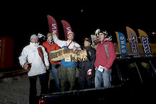 Trond Hansen - The winner of the Nissan White Style presented by Kona