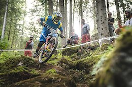 Video: Sam Hill Back on the Podium in Val Di Fassa