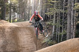 Video: 'The Park Progresses' - Melissa Penrose Rides Dirt Merchant