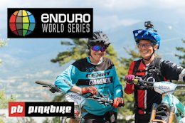 Video: Course Preview with Tracy Moseley & Anne Caroline Chausson - EWS Les Orres 2019