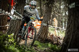 Florian Nicolai is currently 4th but has a lot of work to do if he wants to catch the front runners