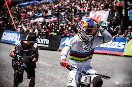 Overall Standings: Vallnord World Cup DH 2019