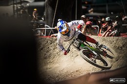 Finals Photo Epic: Heat Wave - Vallnord World Cup DH 2019
