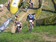 Federau Chases Olympic Spot