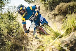 Video: Sam Hill Returns to Form in Les Orres