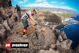 Video: Scotty Laughland & Geoff Gulevich Ride La Palma's Insane Trails - GoPro Track Down S1 EP1