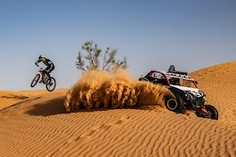 Video & Photo Report: Storming Saharan Dunes with Dakar Racers