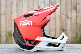 100% Introduces New Half-Shell & Lightweight Full-Face Helmets