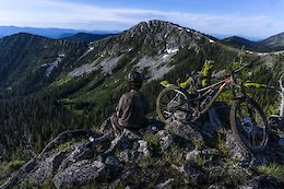 104km Adventure Across Interior BC's Rossland Range in a Day