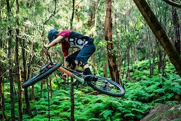 Video: Riding the Lush Green Forests of Australia in 'Enduwriggles'