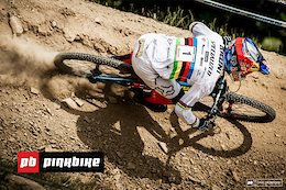 Inside The Tape: Ben Cathro Dissects The Loose Corners of The Les Gets 2019 World Cup DH Course