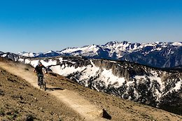 Mammoth Bike Park Now Open to the Summit