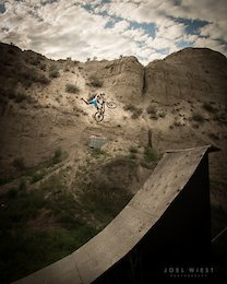 extended one footer at the kamloops bike ranch (kbr)
