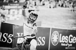 Overall Standings: Les Gets World Cup DH 2019