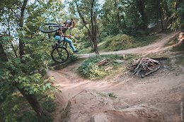 Video: Evgeny Kurnikov Flows Through Dirt Jumps in Southern Russia