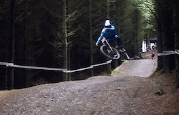 Video: Practice Highlights from the British National Championships Downhill - Revolution Bikepark