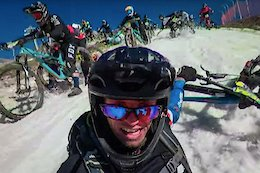 Video: Racing the Megavalanche with a 360° Camera is Wild