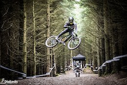 Danny Hart & Stacey Fisher take the 2019 British National Downhill Champs at Revolution Bike Park